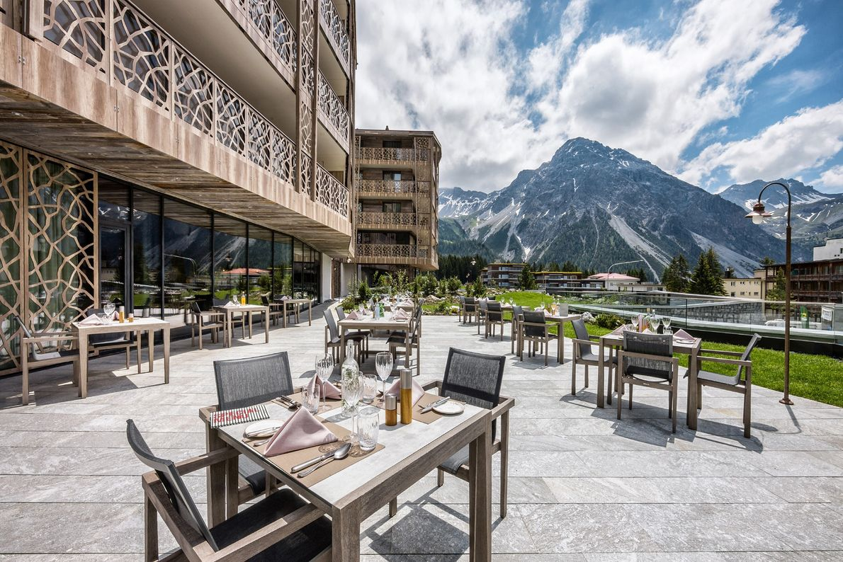 Valsana Hotel & Appartements, Switzerland