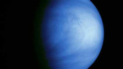 Promissor sinal de vida detectado em Vênus talvez nem exista