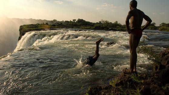 Condições climáticas extremas ameaçam uma das cachoeiras mais impressionantes da Terra