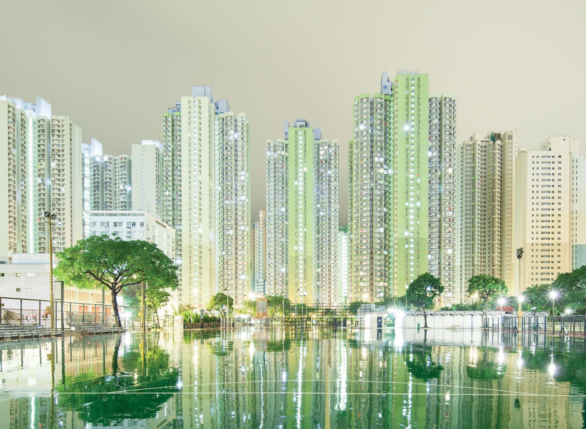 HONG KONG – Com 7 milhões de habitantes em apenas 1 100 quilômetros quadrados, Hong Kong ...