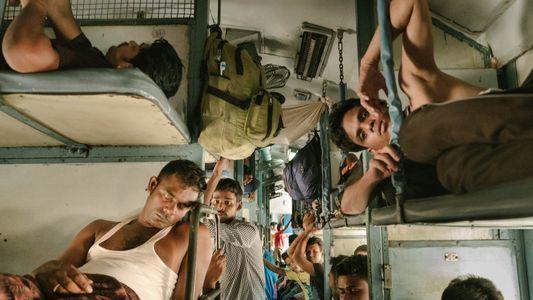 FOTOS: A vida a bordo da mais longa viagem de trem da Índia
