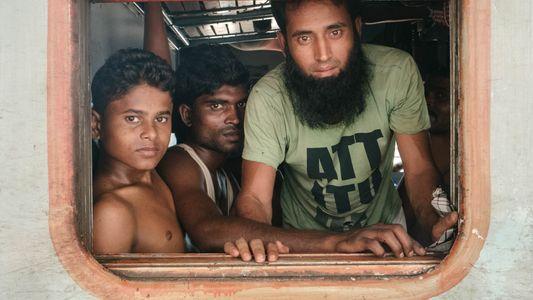Retratos da vida a bordo da mais longa viagem de trem da Índia