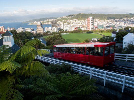 Os lugares frequentados pelos moradores de Wellington, capital da Nova Zelândia