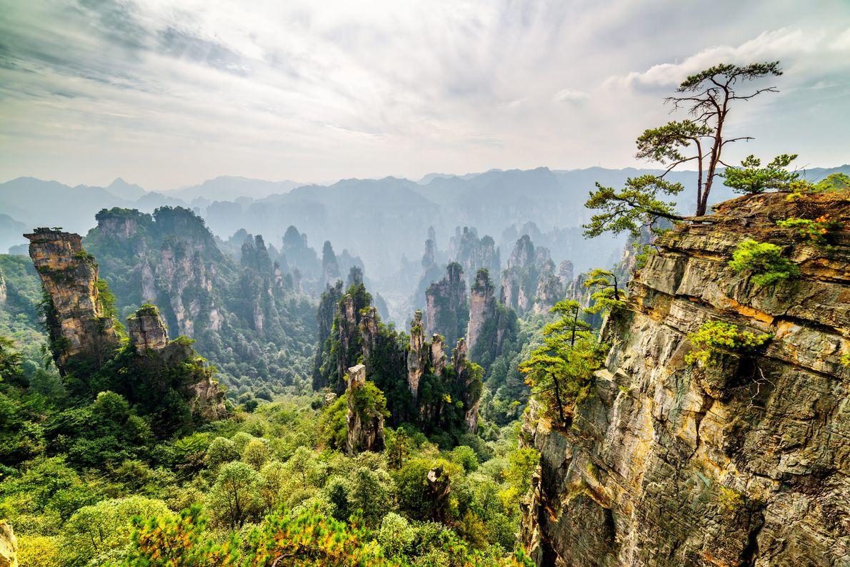 Província de Hunan Wulingyuan