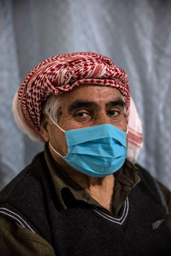 Zaatari Refugee Camp- Vaccination Center