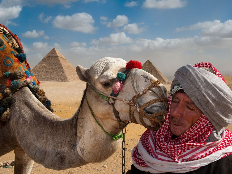Egito: 25 fotos de cair o queixo